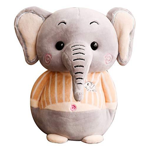Elephant doll plush toy