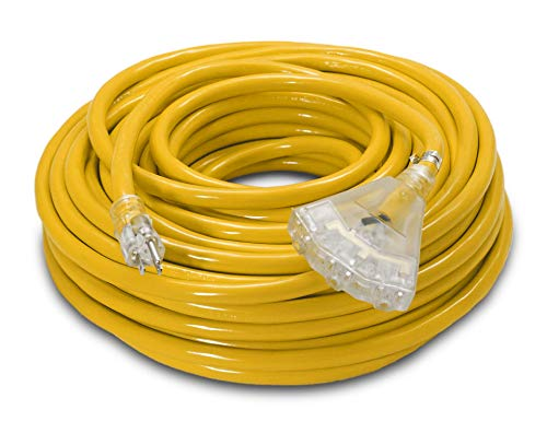 100 ft 10 gauge extension cord - 7