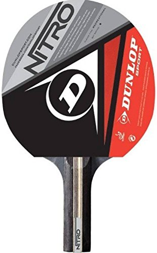 Dunlop Nitro Power Table Tennis Racket for Beginner