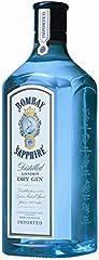 Ginebra - Gin Bombay Sapphire 70 cl.