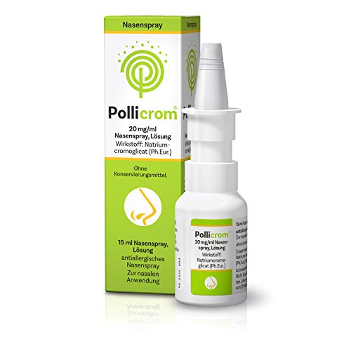 Pollicrom 20 mg/ml Nasenspray, 15 ml