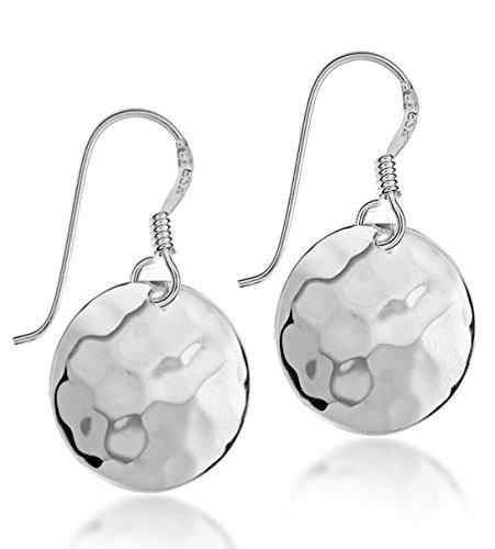 Tuscany Silver Pendientes de Plata para Mujer
