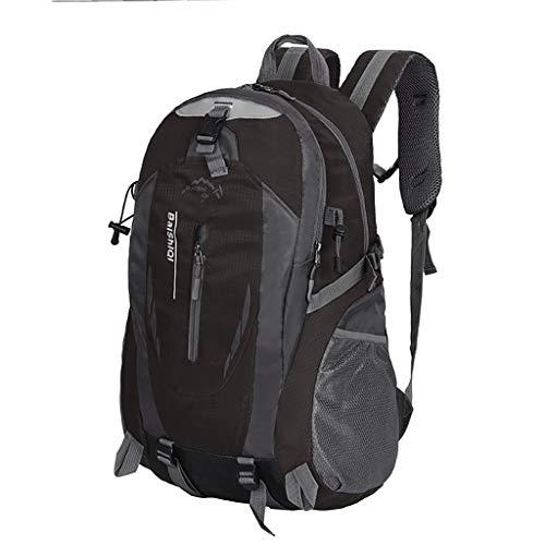 KaloryWee Sac De Voyage Unisexe Femme Homme Portable Outdoor Sac à Dos Scolaire Sac De Rangement Waterproof Backpack Adapté à L'école, Aux Voyages, à L'extérieur Mode