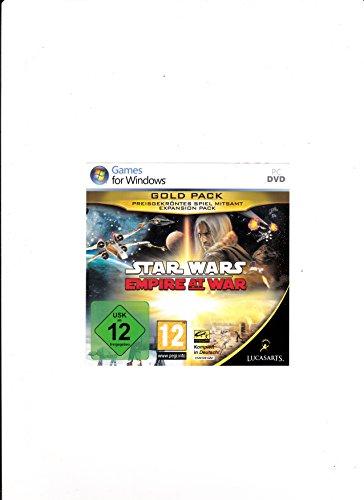 Star wars Empire at war, GOLD PACK
