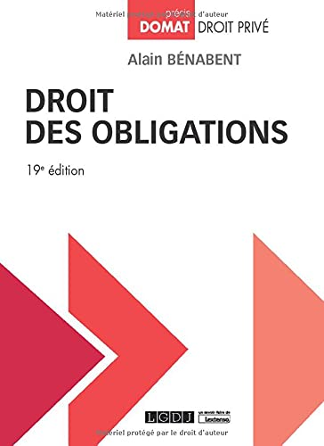 Droit des obligations (2021)