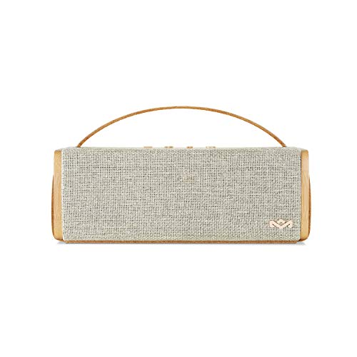 House of Marley, Riddim Bluetooth Portable Wireless Audio System - 10 Hour Playtime, Integrated Mic for Use as Speaker Phone,...