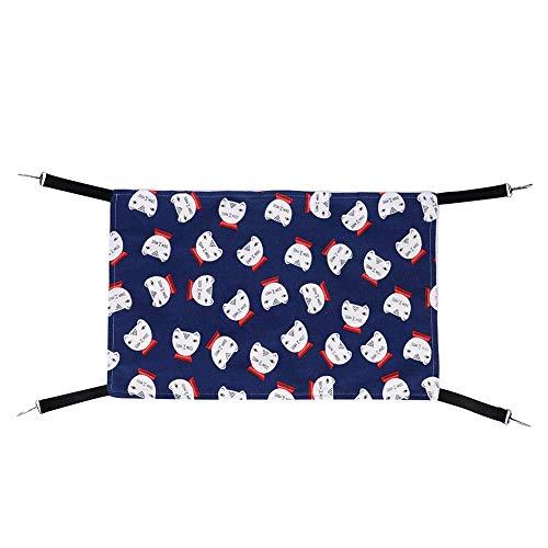 Gaocheng huisdier kat kitten hangmat zacht pluche kooi opknoping bed deken comfortabel opknoping bed mat voor rat Ferret konijn Chinchilla Guinea kleine dieren