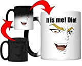 It Is Me! Dio! (JoJo's Bizarre Adventure) Magic Color Changing Coffee Mug