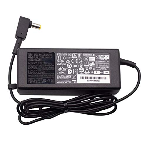 Laptop Charger for Acer Aspire E1 E11 E14 E5 E15 ES1 R11 Compatible Replacement Notebook Adapter Adaptor Power Supply