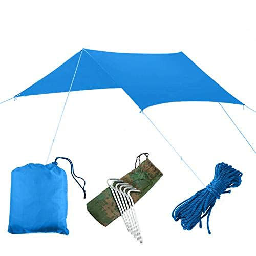 3X3M Sun Shelter Sunshade Protection Outdoor Canopy Garden Tent Awning Cloth