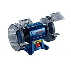 bosch 060127A300 Double rectifieuse 601 623 000 GBG 35-15/350 Watt-150 mm, 350 W, 230 V