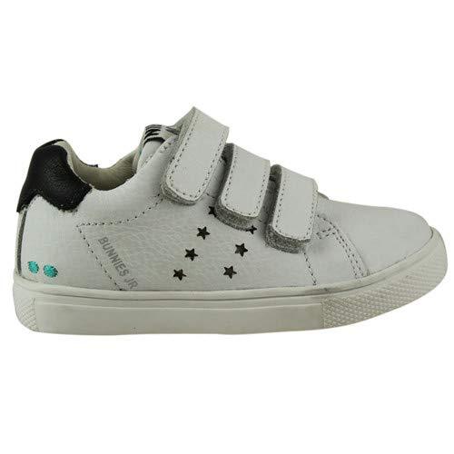 BunniesJR Laurens Louw - Kinderschoenen Uni Maat 23 - Wit - Sneakers