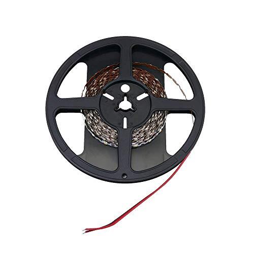 Cablematic - Bande flexible LED 22 lm/LED 60 LED/m 5m IP20 blanc chaud