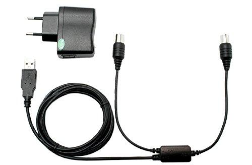 Funke 590900001 Power Inserter 150 USB/stopcontact 5 V