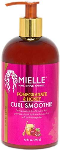 Mielle Organics - Champú para rizos de granada y miel, 355 ml