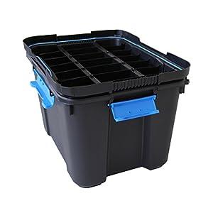 Wasserabweisende Belly Boot Kiste Box