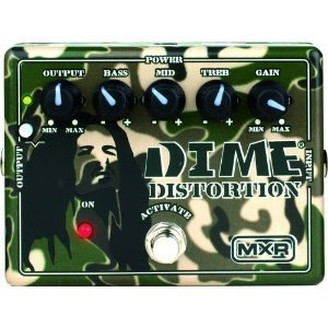 MXR エフェクター DIME DISTORTION DD-11 並行輸入品