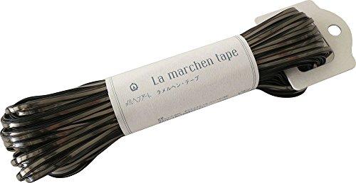メルヘンアート ラ メルヘン・テープ クラフト 3mm Col.93 ブロンズ 150g 約50m 1玉