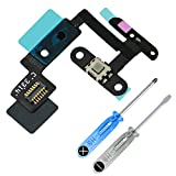 MMOBIEL Power on Off Button Connector Flex Cable Ribbon Replacement Compatible with iPad Mini 4 7.9Inch incl Screwdriver