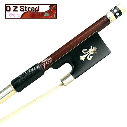 D Z Strad 200 Full size Violin Bow with Ebony Frog - Best Violin Bows