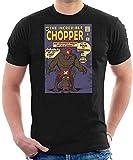The Incredible Chopper Chopper Tony - Camiseta de una pieza para hombre