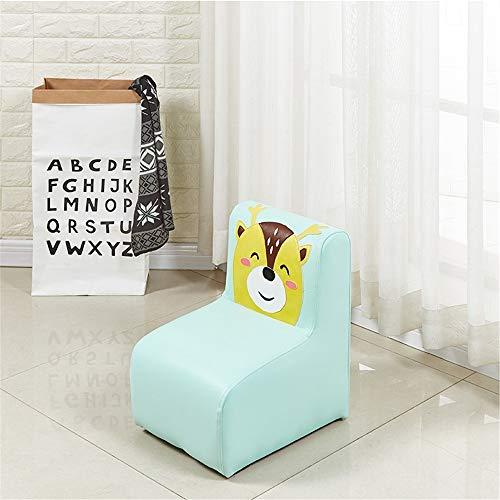 Taburete corto Volver pequeño sofá de jardín de infancia for niños de heces niños de dibujos animados bebé Silla Sofá heces lindo pequeño taburete taburete bajo Pequeña silla de comedor Heces y de uso