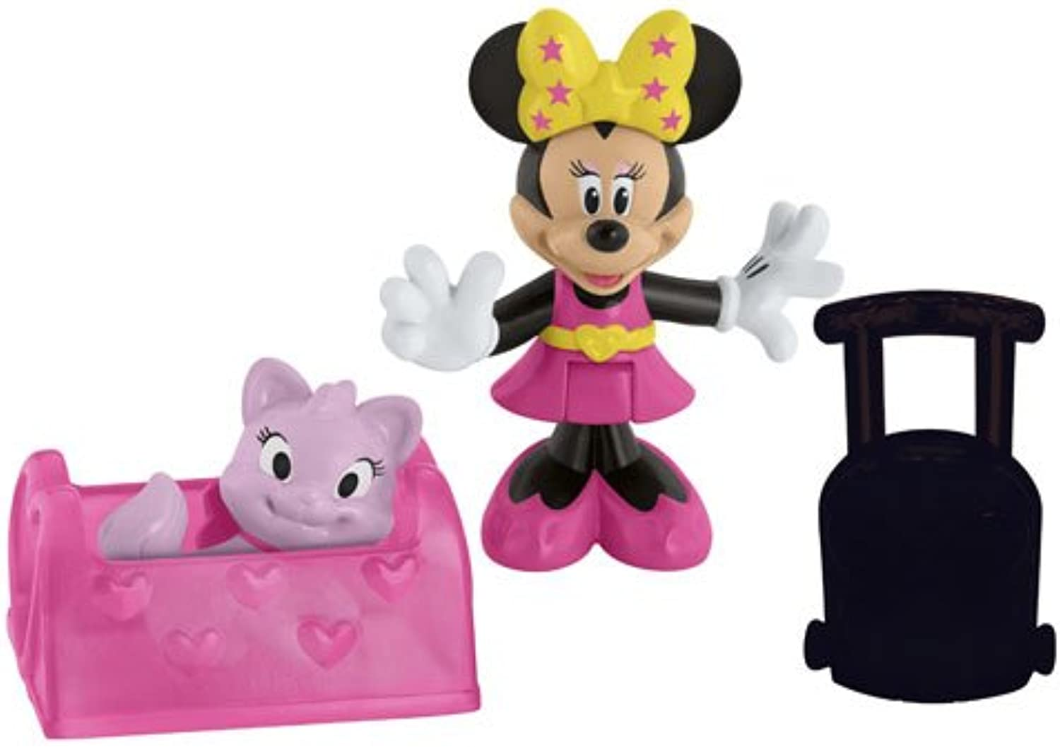 Disney Minnie Mouse Bowtique Glam Travel Minnie