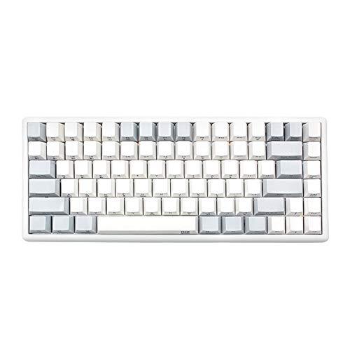 Preisvergleich Produktbild EPOMAKER NIZ Plum 82 / 84-keys Electro-Capacitive Keyboard Cherry MX Switch for Windows PC Gamers (82 Key)
