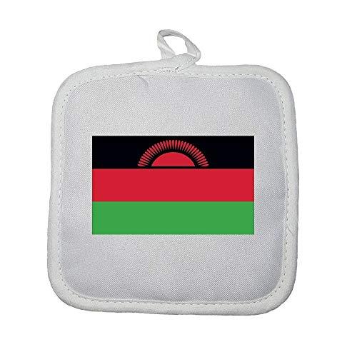 Mygoodprice Ofenhandschuh für die Küche, Flagge Malawi