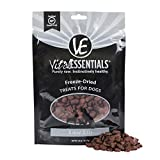 Vital Essentials Rabbit Treats for Dogs - Natural - Fresh - Freeze-Dried - Guilt Free - Grain Free - Healthy...