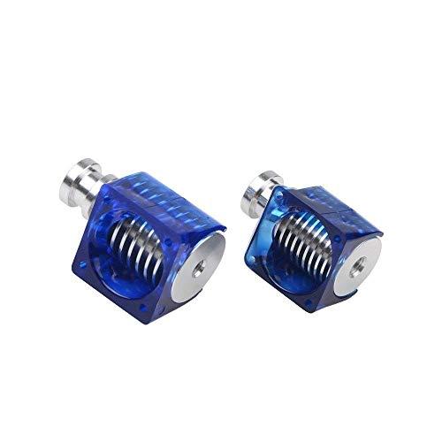 Accessori per stampante a iniezione per ventola di raffreddamento 30 x 30 x 10 mm per stampante 3D estrusore V6 V5 3D parti della stampante (dimensioni: per E3D V6) (dimensioni: per E3D V6)