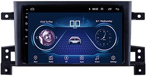 De navegación GPS para Autos Suzuki Grand Vitara, 2005-2015 7 Pulgadas Android 8.1 GPS de navegación 4G8 núcleo 32G, Radio, Equipo de música, Bluetooth, navegador GPS,WIFI1G16G