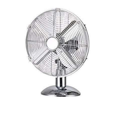 Daewoo - Ventilateur DAEWOO Diametre 30 Cm -3 Vitesses osc 80° -Angle ajustable - 35 watts Réf :DW-DCOOL 30MC