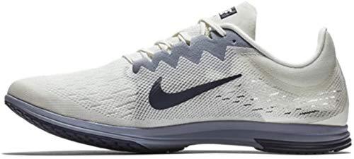 Nike Air Zoom Streak Lt 4, Zapatillas de Deporte Unisex Adulto, Multicolor (Sail/Blackened Blue/Ashen Slate 104), 38.5 EU
