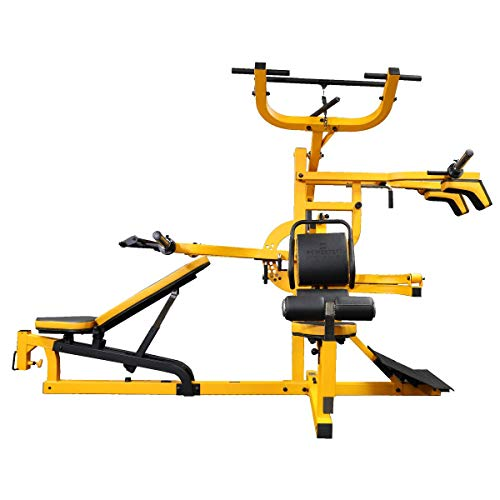 POWERTEC Workbench Multi-System, Yellow