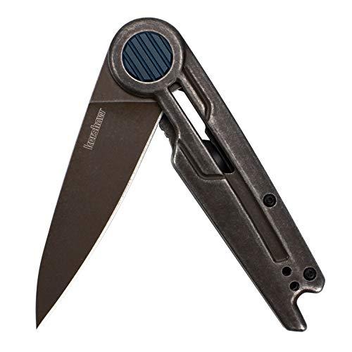KERSHAW 2035 Couteau Reverb XL, Gris, Manche 10,5 cm