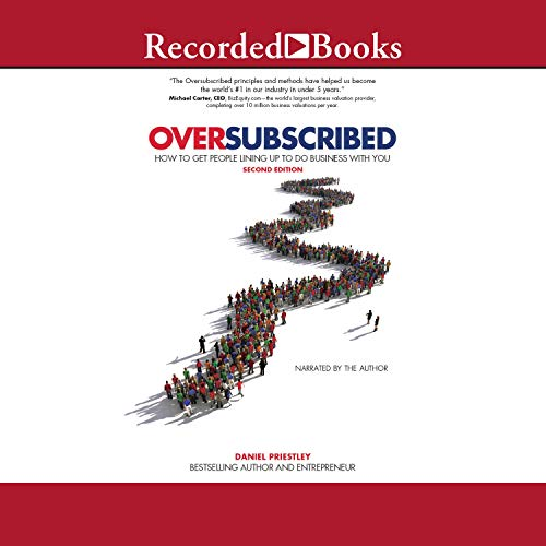 Oversubscribed cover art