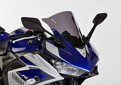 BODYSTYLE Racing Cockpitscheibe kompatibel mit YAMAHA YZF-R3 2017-2018 RH12