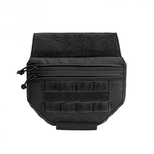 Drop Down Utility Pouch noir
