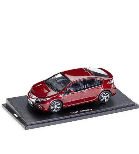 Bester der welt Opel Ampera Cardinal Red 1:43