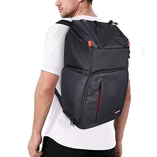 Endurax Large dslr Camera bag for hiking