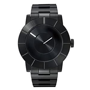 Issey Miyake Men's SILAS004 Automatic Gray Ion Plated Bracelet Watch image