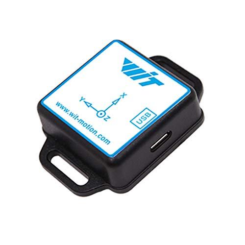 WT901BLECL Bluetooth BLE 5.0 >50m Verbrauchsarmer IMU 9 Achsen Neigungssensor 3 Achsen Neigungswinkel (Roll Pitch Yaw) Beschleunigungsmesser Gyroskop Magnetometer MPU9250 Angebot IOS/Android App
