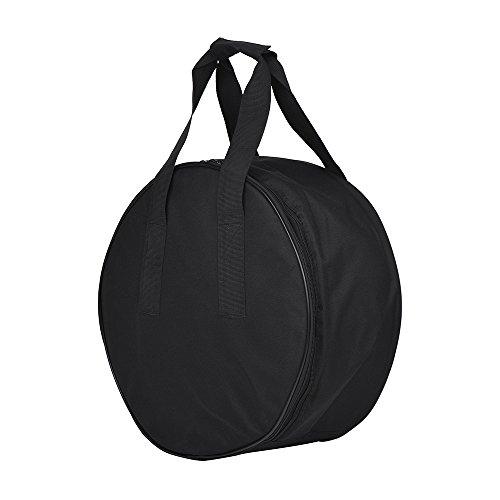 Andoer 41cm/55cmビューティーディッシュ用 キャリーケースバッグ 2層設計 2寸法選択可能