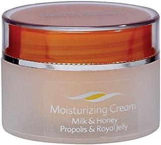 Mon Platin, DSM, Dead Sea Minerals,Moisturizing Cream Milk Honey,Propolis,1.7fl.oz/50ml