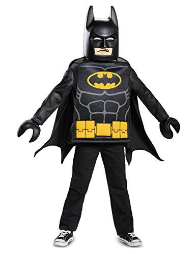 LEGO Batman 23718L-PK1-JGM Kostüm, schwarz