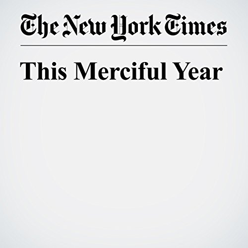 This Merciful Year audiobook cover art