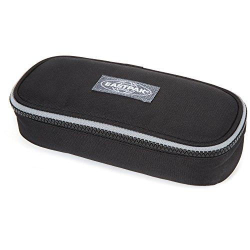 Eastpak - Accesorios hard box pencil case ovalado 56j black/grey