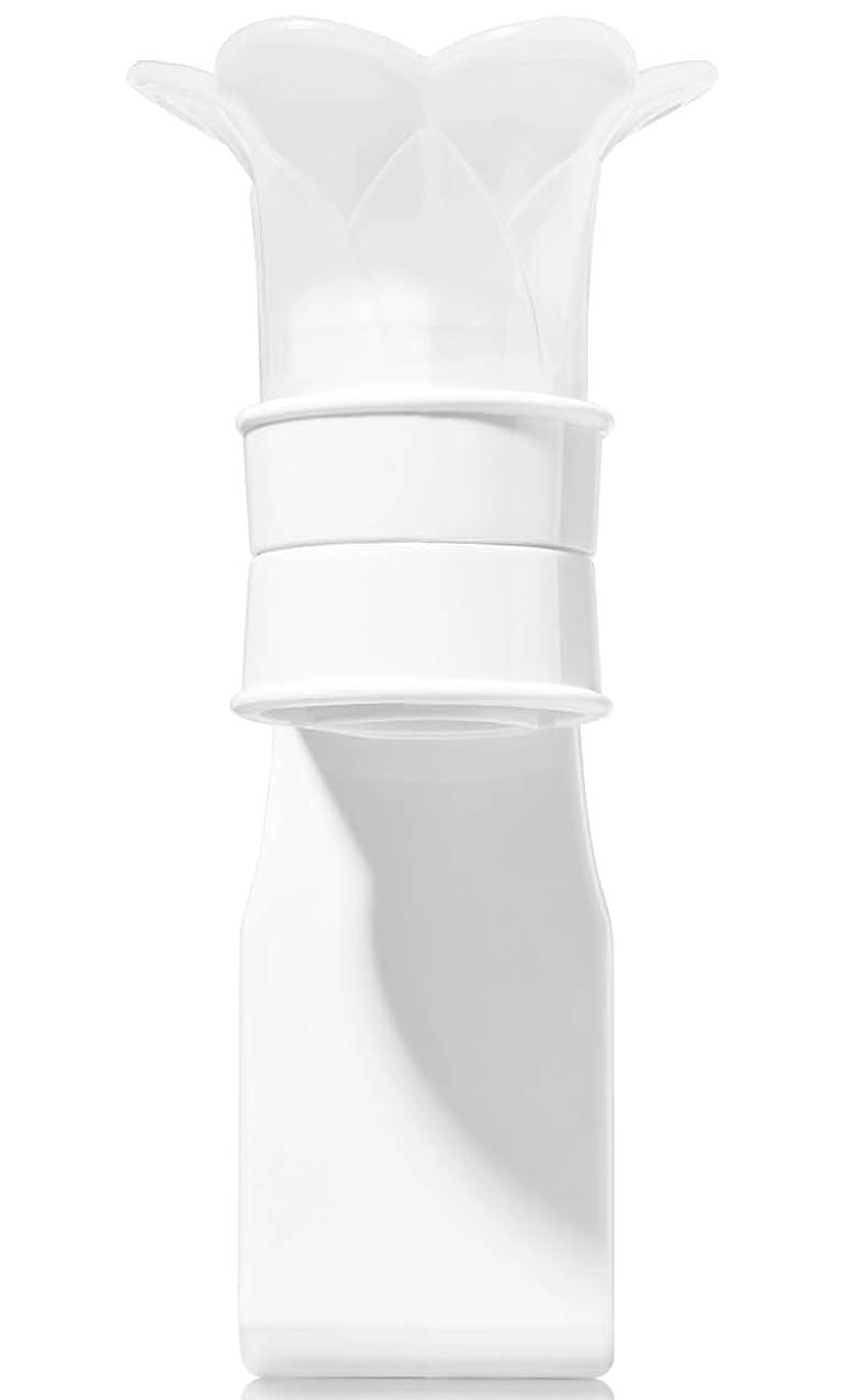 ウェイトレス穴麺バス&ボディワークス Bath & Body Works フラワートップ ルームフレグランス プラグインスターター (本体のみ) プラグイン芳香剤[並行輸入品]