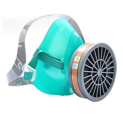 Power Banks Anti-stof gastestverf dubbele adembeschermingsapparaat industriële chemische filter voor 3200 gasspray-lakbeschermings-luchtbeschermingsapparaat